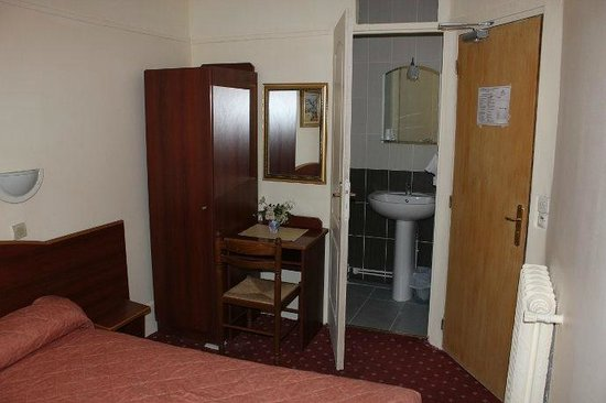 Hotel Montpellier: Chambre n°03 (twin avec douche)