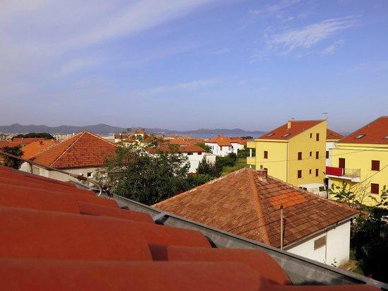 Villa Diana Zadar : View from the terrace