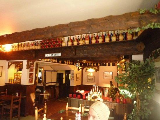 La Lombarda Restaurant: Great atmosphere