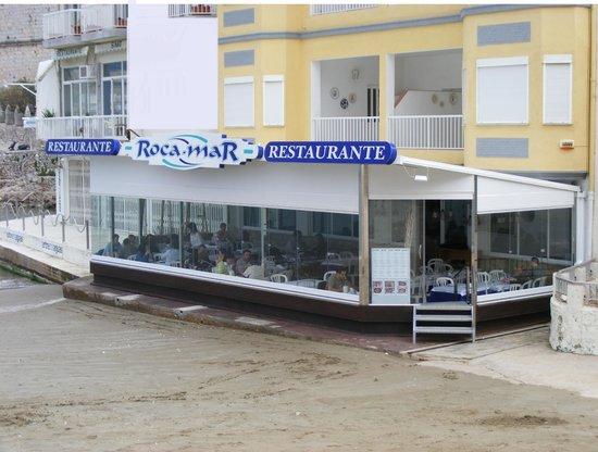 Roca mar peniscola restaurant reviews phone number for Restaurante la roca