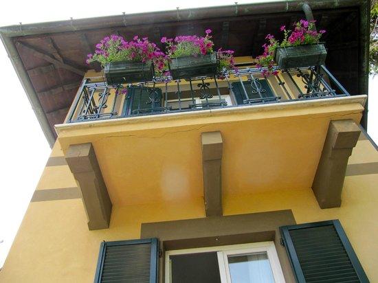Hotel Piccolo Portofino: Terrazzino