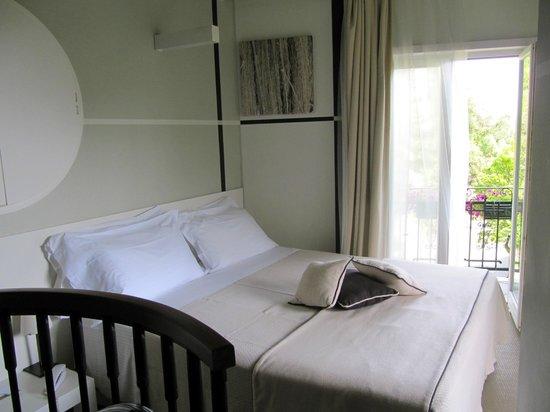 Hotel Piccolo Portofino: Zona notte