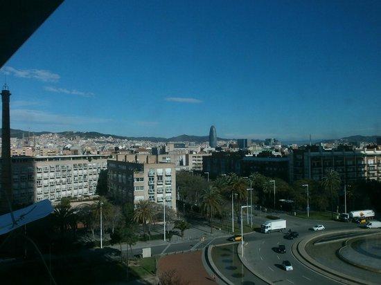 Hotel Arts Barcelona: die Stadt