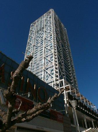Hotel Arts Barcelona: Tower