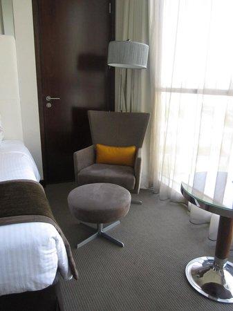 Centro Yas Island Abu Dhabi by Rotana : seating/lounge