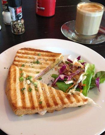 Delish Cafe: Freshest and best toasties!