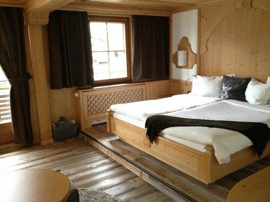 Spannort Hotel & Restaurant: Beds
