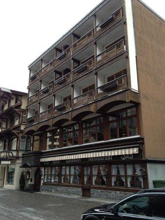 Spannort Hotel & Restaurant: Hotel