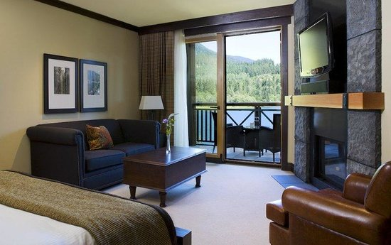 Nita Lake Lodge: Studio Suite
