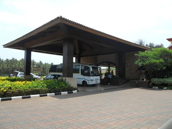 Kenilworth Resort & Spa: entrance