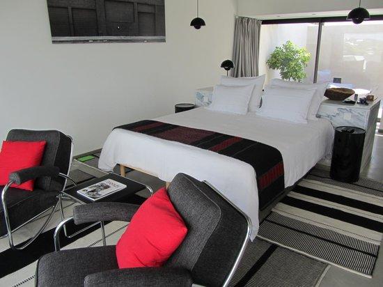 Villa Extramuros: Room