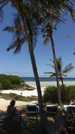Garoda Resort: La spiaggia dal Garoda