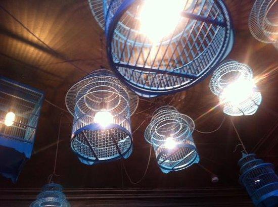 The Glorious Inn: Room lights