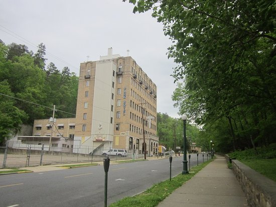 Park Hotel of Hot Springs: The Park Hotel