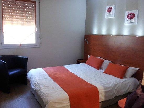 Hotel Montigny: Chambre 201