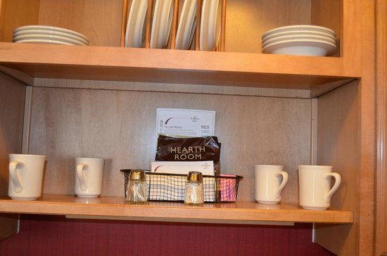 Residence Inn Seattle South/Tukwila : Studio Queen room - Kitchen view3
