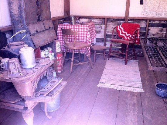 Sedona Heritage Museum: Cabin