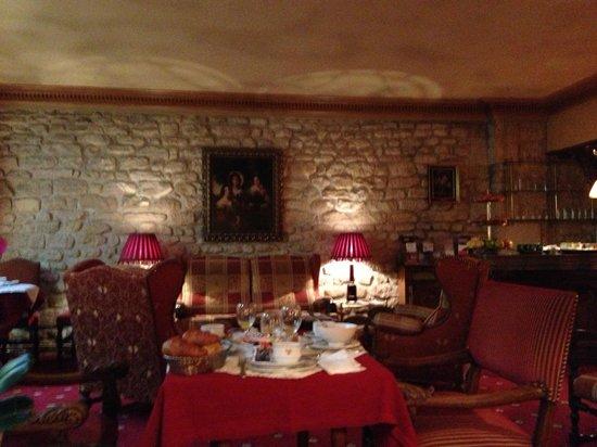 Hotel Saint Germain des Pres: Petit-déjeuner