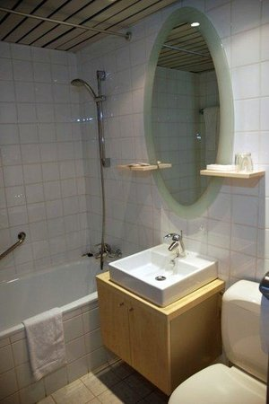 Hotel de Fierlant: Bathroom