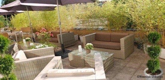 Hotel de Fierlant: Garden