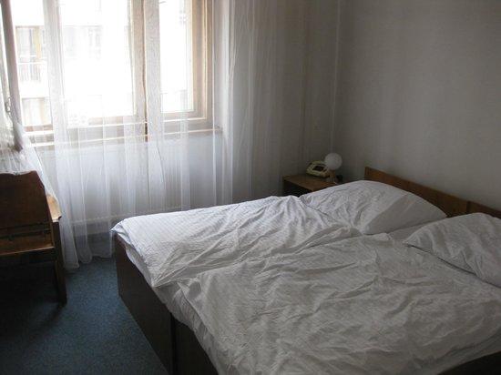 Hotel Esprit Prague: room