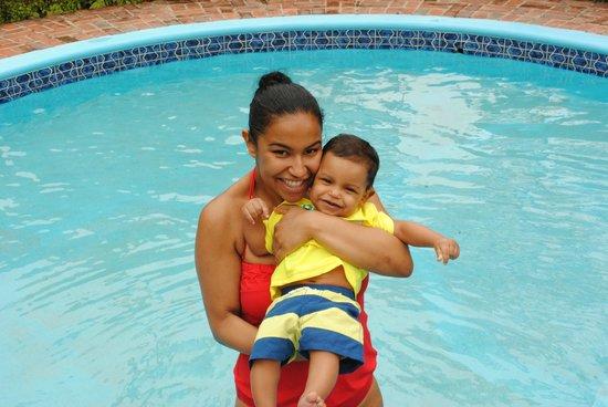 Rancho Las Guazaras: Children Pool