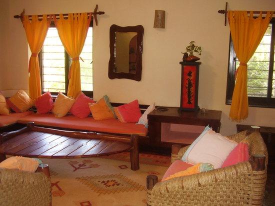 Hillpark Tiwi: Executive Villa lounge