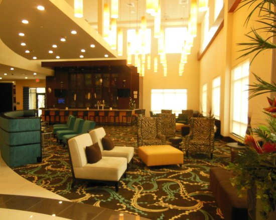 Embassy Suites by Hilton Fayetteville/Fort Bragg: Lounge