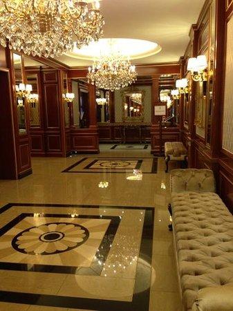 Hotel Splendid: lobby