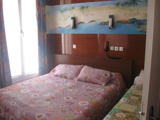 Hotel Marclau: tête de lit