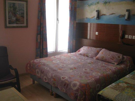 Hotel Marclau: lit