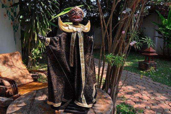 Secret Garden Chiang Mai : Der Hausgeist.