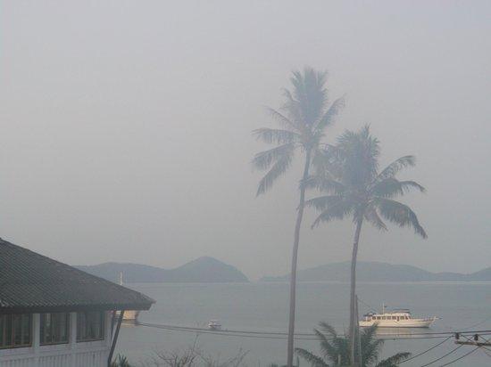 Kantary Bay, Phuket: view from room 107