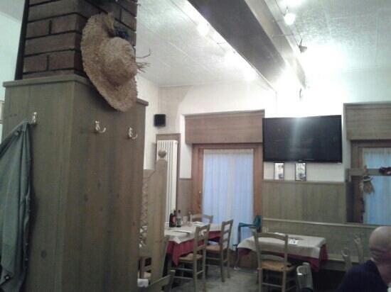 Pizzeria Ristorante Da Mimmo: sala secondaria