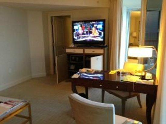 Four Seasons Resort, Palm Beach: Living room