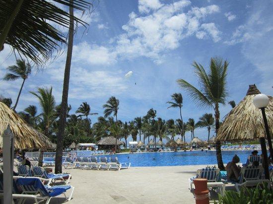Grand Bahia Principe Punta Cana: Main pool