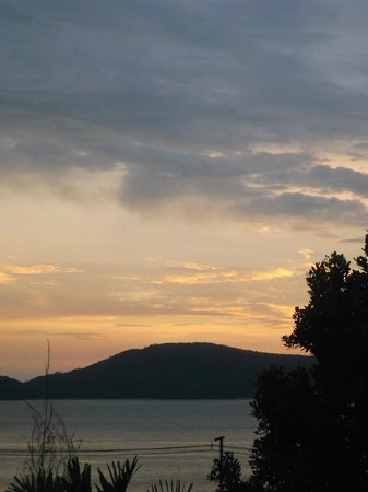 Kantary Bay, Phuket: sunset