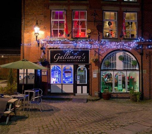 Gallimore's Fine Restaurant: Gallimore's Wigan