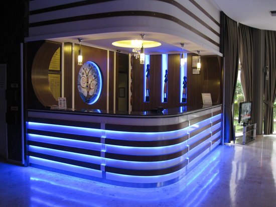 Grand Uysal Apart Hotel: Grand Uysal family hotel