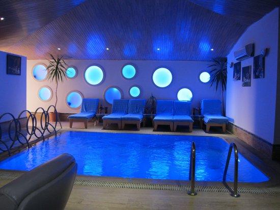 Grand Uysal Apart Hotel: Spa and sauna