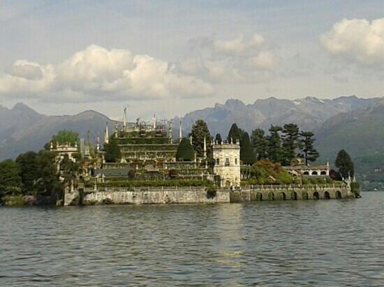 Lac Majeur, Italie: isola Bella