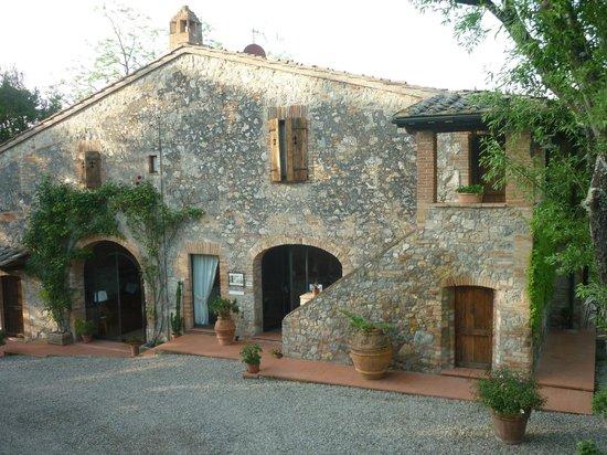 Villa Baciolo: Panoramica B&B