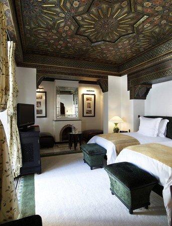 La Mamounia Marrakech: Riad 3 bedrooms