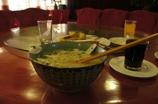 Jianshui Hotel: breakfast