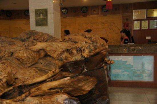 Jianshui Hotel: Reception