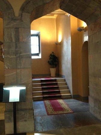 Restaurante La Capilla: Entrance to La Capilla