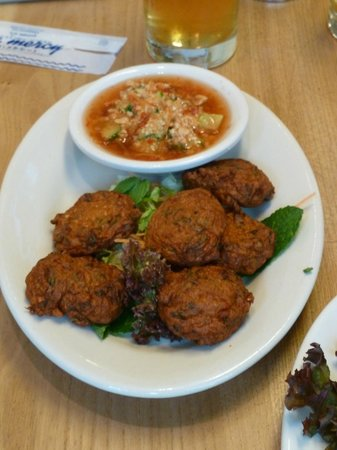 Lily's : fish cake