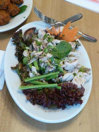 Lily's : chicken salad