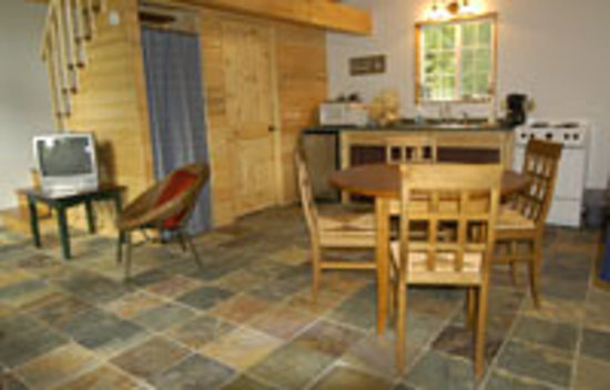 Angle 45: Kitchen & Dining Area