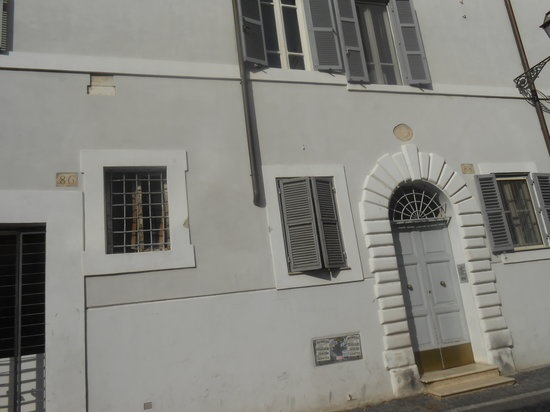 La Zotta: Entrance